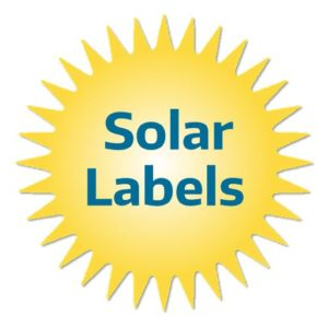 Solar-Labels Logo