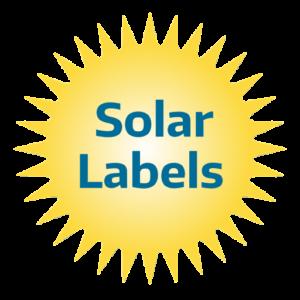 solar-labels